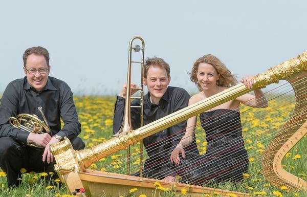 Das Trio Glissando Stuttgart gastiert in Hamm