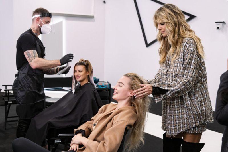 Trotz Kritik: Linda weiter auf dem Weg zum Top-Model