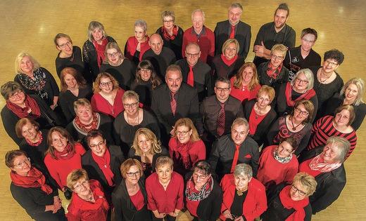 Good News: Chor aus Hellenhahn-Schellenberg singt in Kirburg