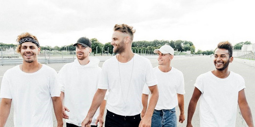 Good Weather Forecast: Konzert beim CVJM