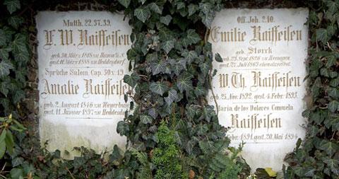 Erinnerung: 120. Todestag von Amalie Raiffeisen