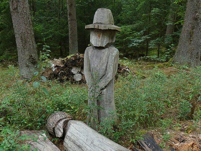 Der Holzweg in Altenkirchen – ein Rundwanderweg mit interessanten Variationen