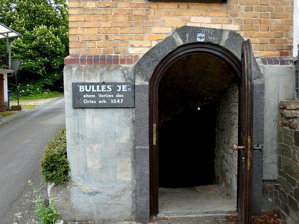 Der alte Kerker in Mehren - ein geheimnisvoller Ort