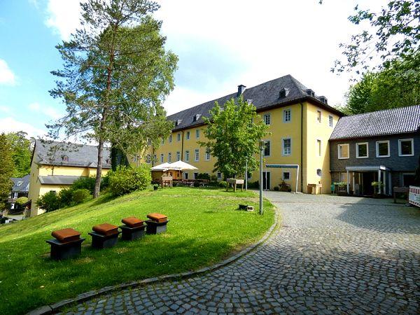 Marienthal - ehemaliges Kloster mit Wallfahrtskirche