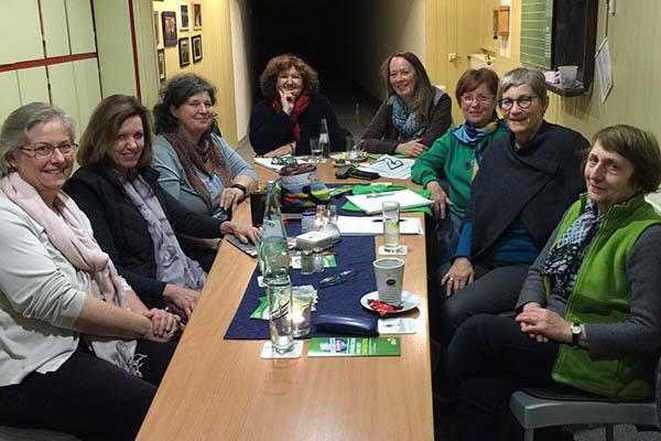 """Grünes Frauen-Netzwerk """"Frauenzimmer"""" für Kreis Neuwied gegründet"""