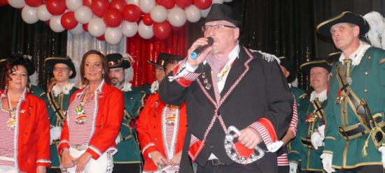 Rut-Wiesse Nacht in Horhausen: Eine Karnevalsparty der Superlative