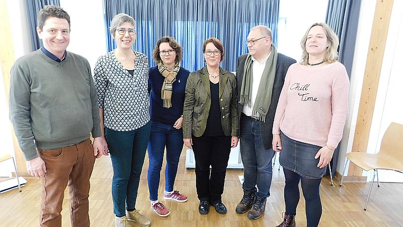 """""""Wäller"""" Grüne positionieren sich zu den anstehenden Wahlen"""