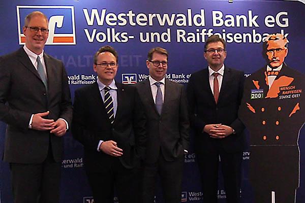 Westerwald Bank weiter auf Wachstumskurs