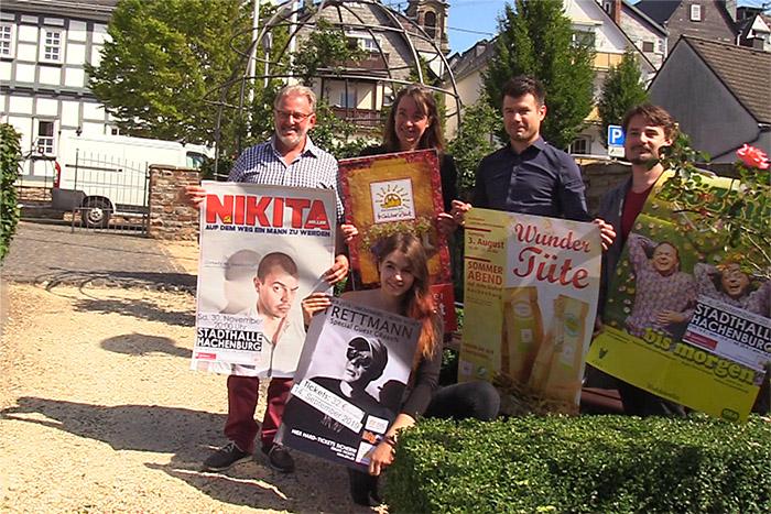 Hachenburger Kulturzeit mit tollem Programm für das II. Halbjahr