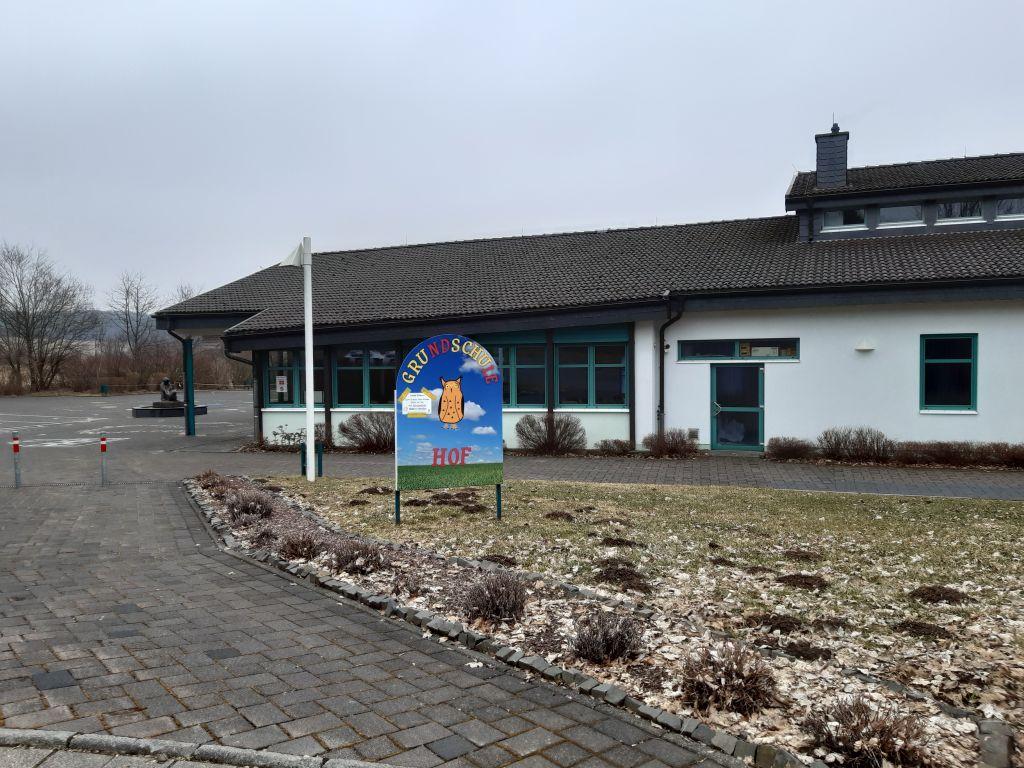 Interessensabfrage für ein Ganztagsschulangebot an der Grundschule Hof