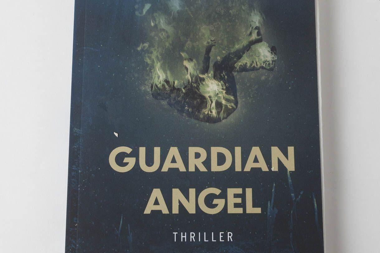 """Buchtipp: """"Guardian Angel"""" von Hendrik Hartmann"""