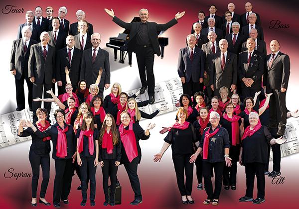 Gesangverein Oberbieber feiert 175. Geburtstag