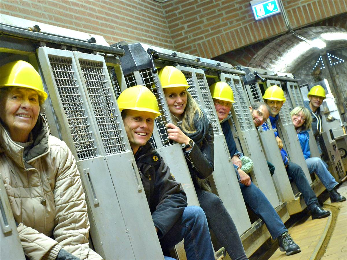 Grube Bindweide öffnet wieder für Besucher