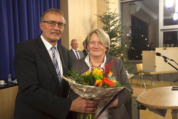 Birgit Haas ist neue ehrenamtliche Kreisbeigeordnete