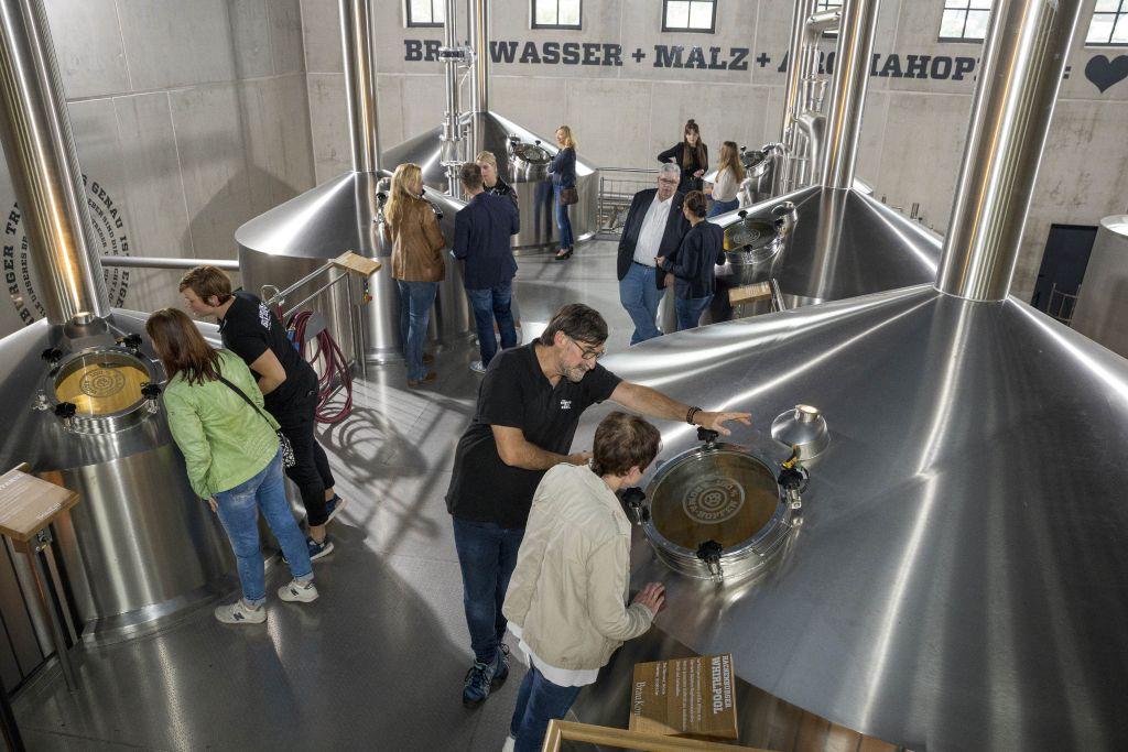 Die Hachenburger Erlebnis-Brauerei öffnet endlich wieder