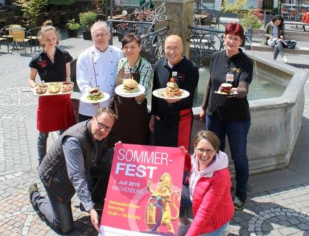 Hachenburg lädt ein: Sommerfest und Hachenbörger-Festival am 1. Juli