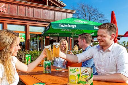 Hachenburger Brauerei startet mit neuem Sommergetränk