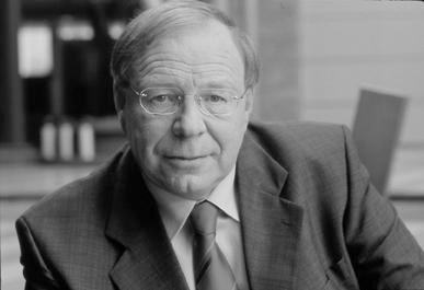 Ex-Wirtschaftsminister Hans-Artur Bauckhage ist tot