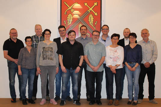 """Wählergruppe """"Peter Jung"""" hat Kandidaten für Rat Hardert aufgestellt"""