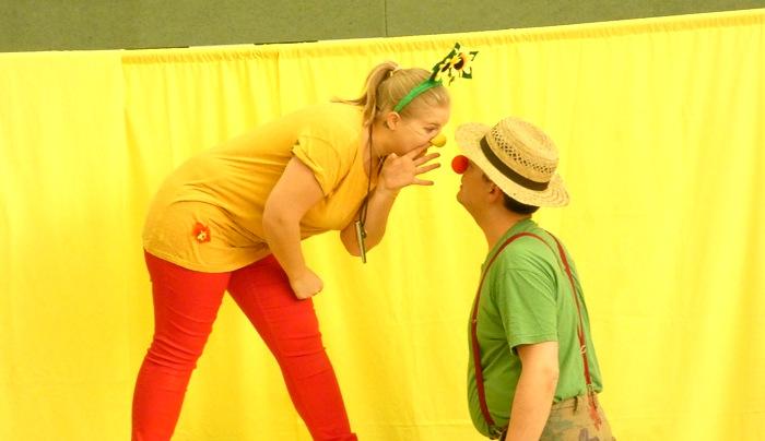 Mobbing und Gewaltprävention: Theater-Aktion an der Grundschule Wissen