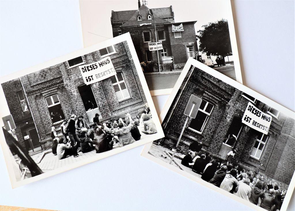 Vor 40 Jahren hieß es in Montabaur besetzen statt schwätzen