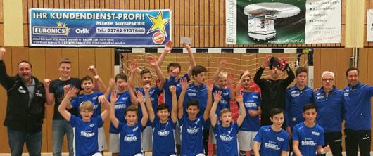 JSG Wisserland gewinnt Holger-Becker-Turnier 2018