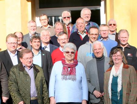 Die Autoren sind bereits in der Produktion für das Heimatjahrbuch 2019 im Kreis Altenkirchen. (Foto: privat)