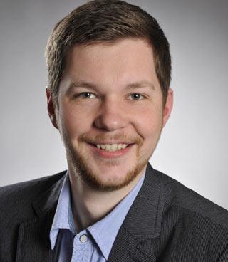 Der neue Vorsitzende des SPD-Ortsvereins Jan Hellinghausen.