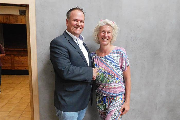 Axel Spiekermann bleibt Bürgermeister in Herschbach/Uww.