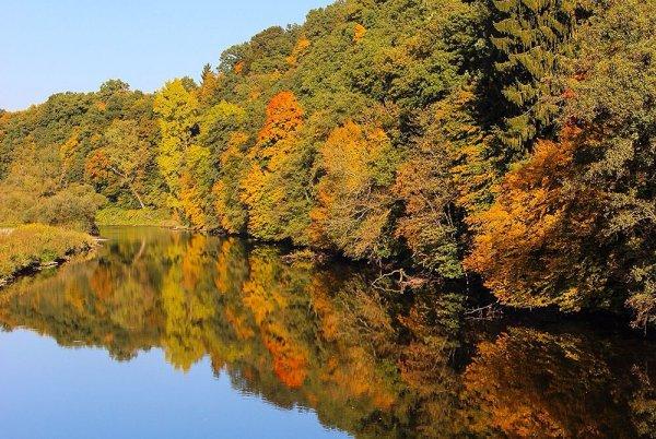 Wetter im Westerwald: Am Wochenende kommt der goldene Oktober