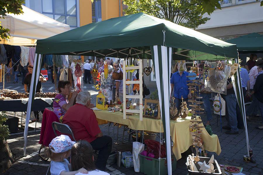 Herbstmarkt in Dierdorf lockt am Sonntag, den 24. September