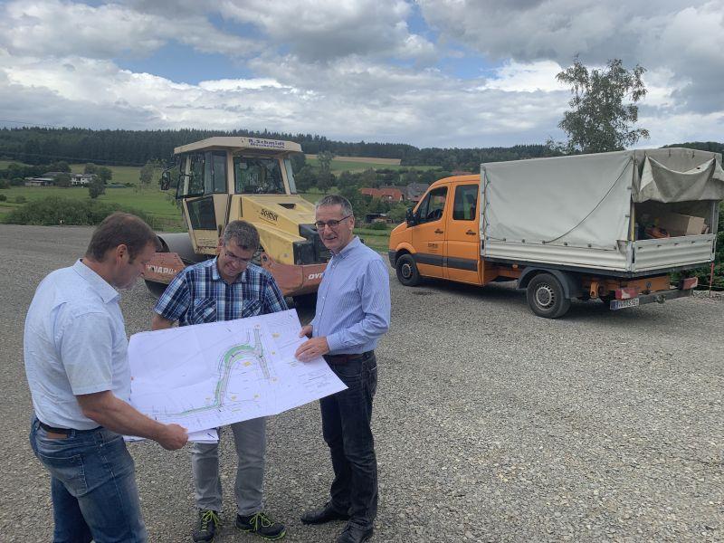 Baubeginn der Brückenbauwerke bei Nister steht kurz bevor
