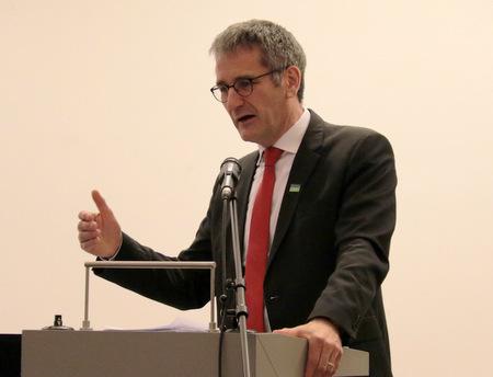 Raiffeisens Idee imponiert im Mainzer Landtag