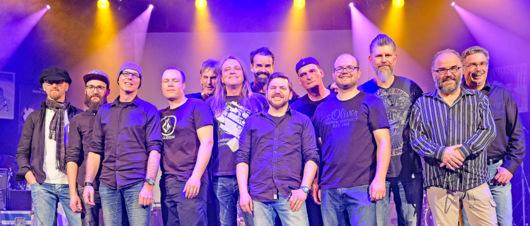 """Projekt """"Heritage"""" erinnert an verstorbene Musik-Helden"""