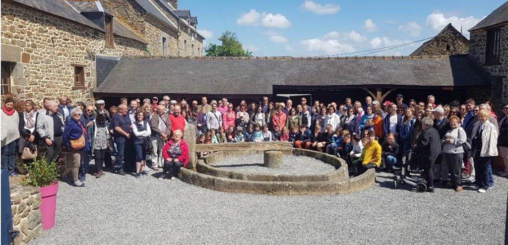 40 Jahre Partnerschaft Herschbach - Pleudihen sur Rance