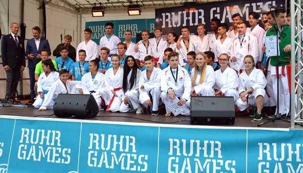 Samira Mujezinovic und Priti Pelia gewinnen die Ruhr Games