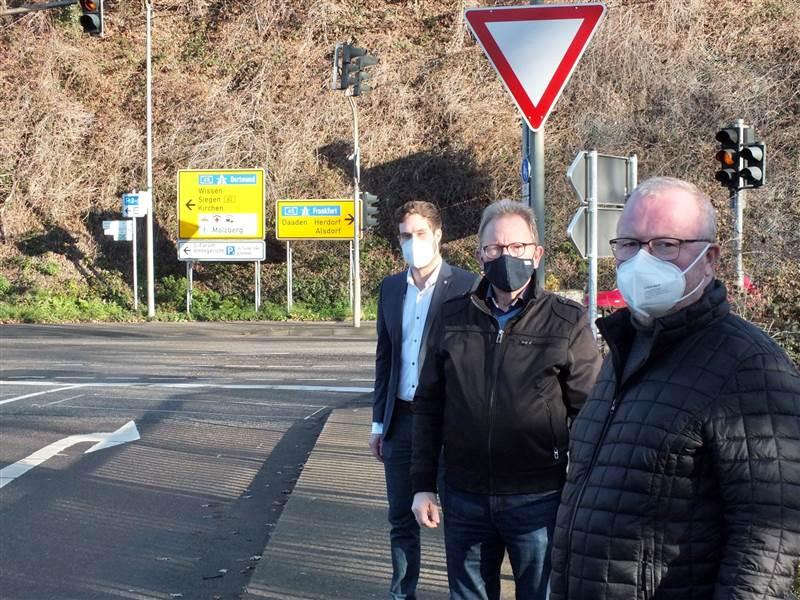 Betzdorfer Hellerkreisel: CDU-Abgeordnete nehmen Land in Pflicht