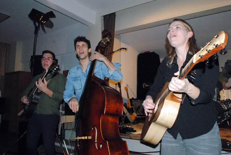 Hanne Kah und Band gastierten in Altenkirchen