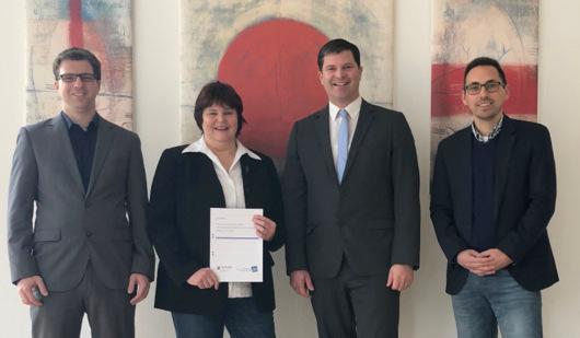 Hochwasserschutzkonzept: 55.000 Euro Förderung für Verbandsgemeinde Kirchen