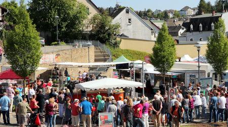 Höhr-Grenzhäuser Wochenmarkt legt Top-Start hin