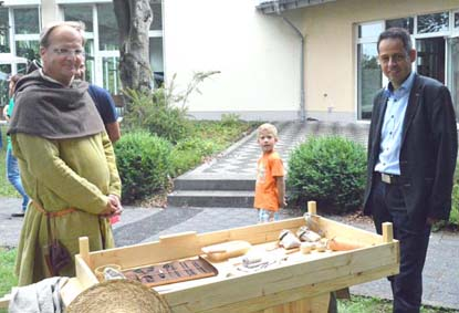 800 Jahre Kirchspiel Horhausen � Blick in das 13. Jahrhundert