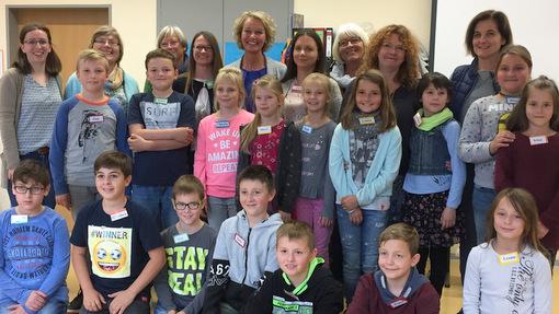 Hospiz macht Schule: Projektwoche an der Erich Kästner-Grundschule