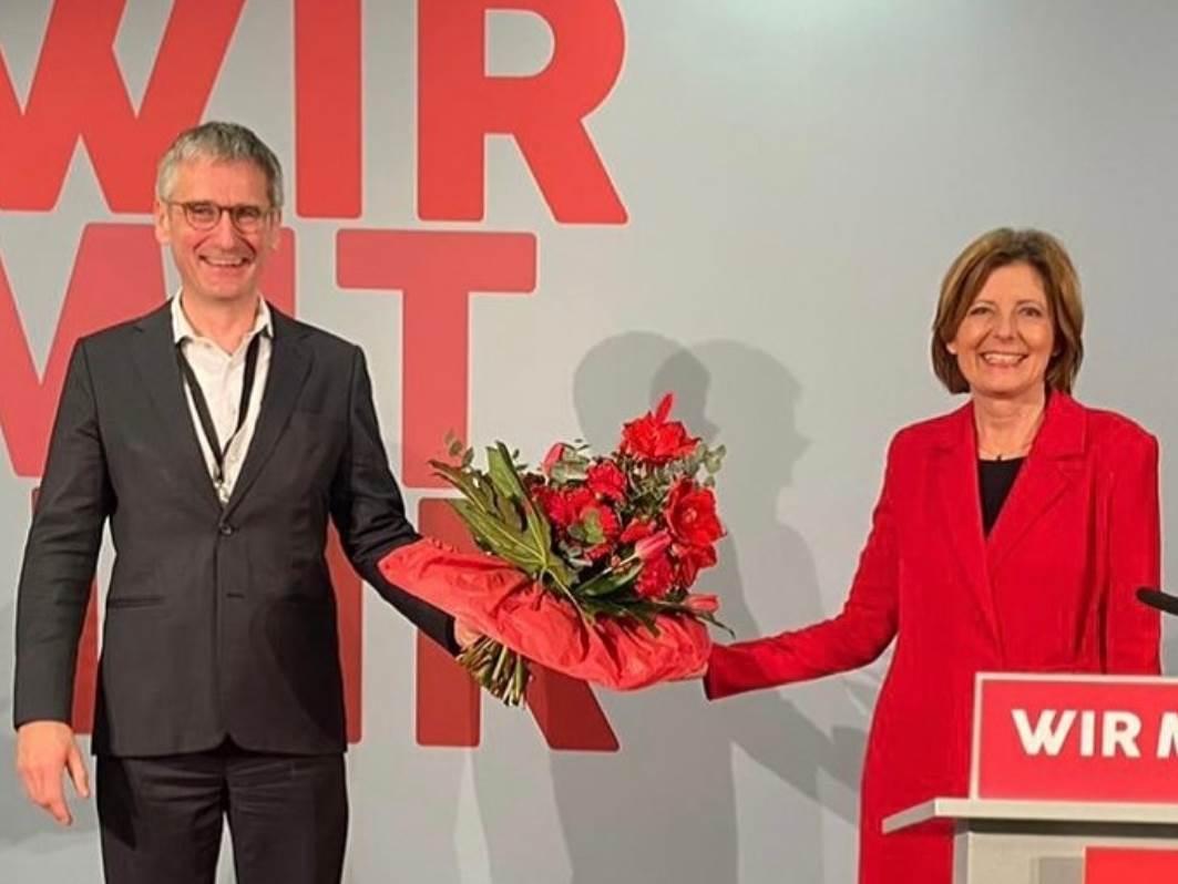 Wahlkreis 5: Hendrik Hering (SPD) holt wieder das Direktmandat