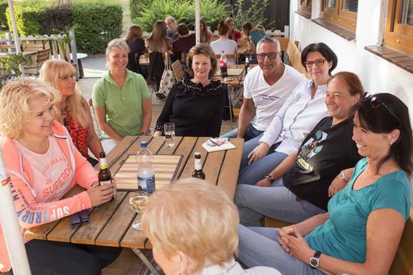 Großes Helferfest auf Gut Birkenhof