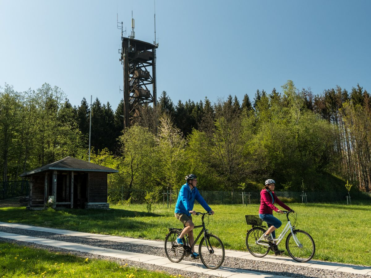"VG-Bürgermeister Henrich empfiehlt ""Hammer Berg- und Tal-Tour"""