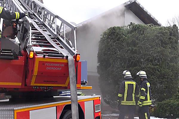 Tote bei Wohnhausbrand in Hümmerich
