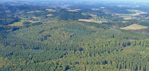 Kreisverwaltung sagte Nein zu Windkraftanlagen auf dem H�mmerich