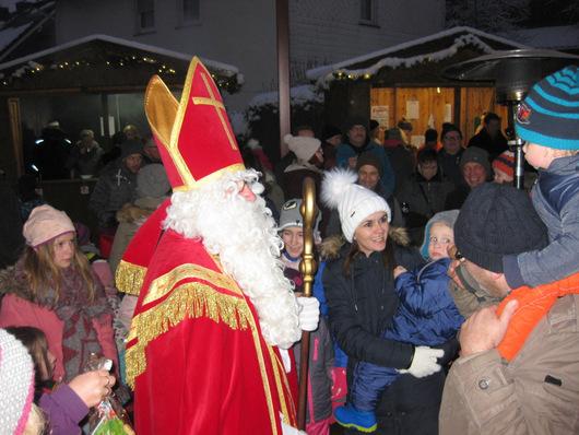 Am Samstag startet der Hüttenzauber in Gebhardshain