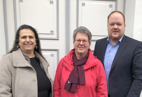 SPD will Andreas Hundhausen weiter als Kirchener Stadtbürgermeister