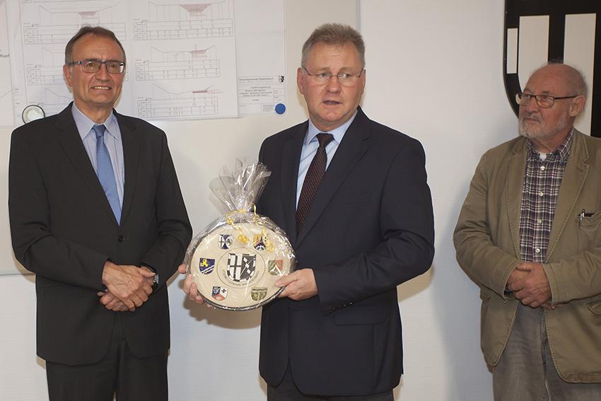 Breithausen übernimmt Amt des Bürgermeisters in VG Waldbreitbach
